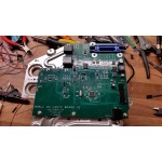 Tesla Small Drive Unit Logic Board Built and Tested